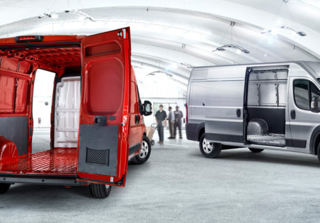 Fiat Ducato Actual, SX Pack, of Luxury Pack