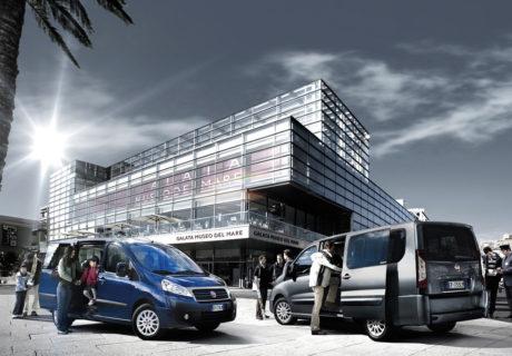 Fiat-bedrijfswagen voorraadvoordeel