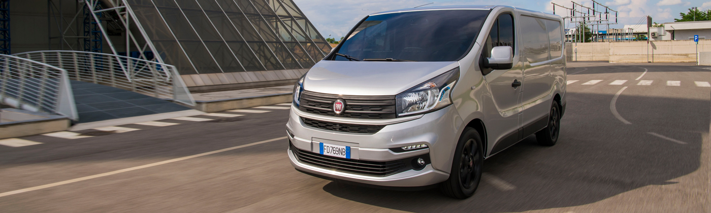 De nieuwe Fiat Talento