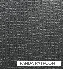panda patroon