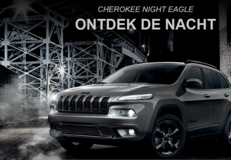JEEP® Cherokee Night Eagle