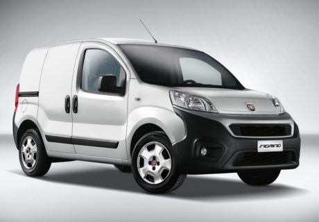 Facelift voor Fiat Fiorino [update]