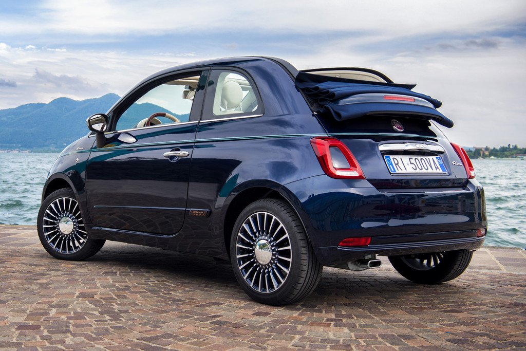 Fiat Garage Tiel : Fiat riva vanaf euro mobility group haaker mobility