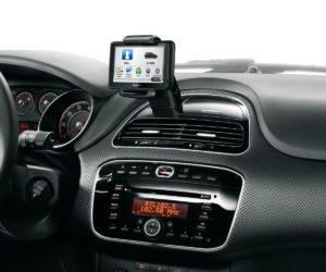 Fiat Punto Technologie