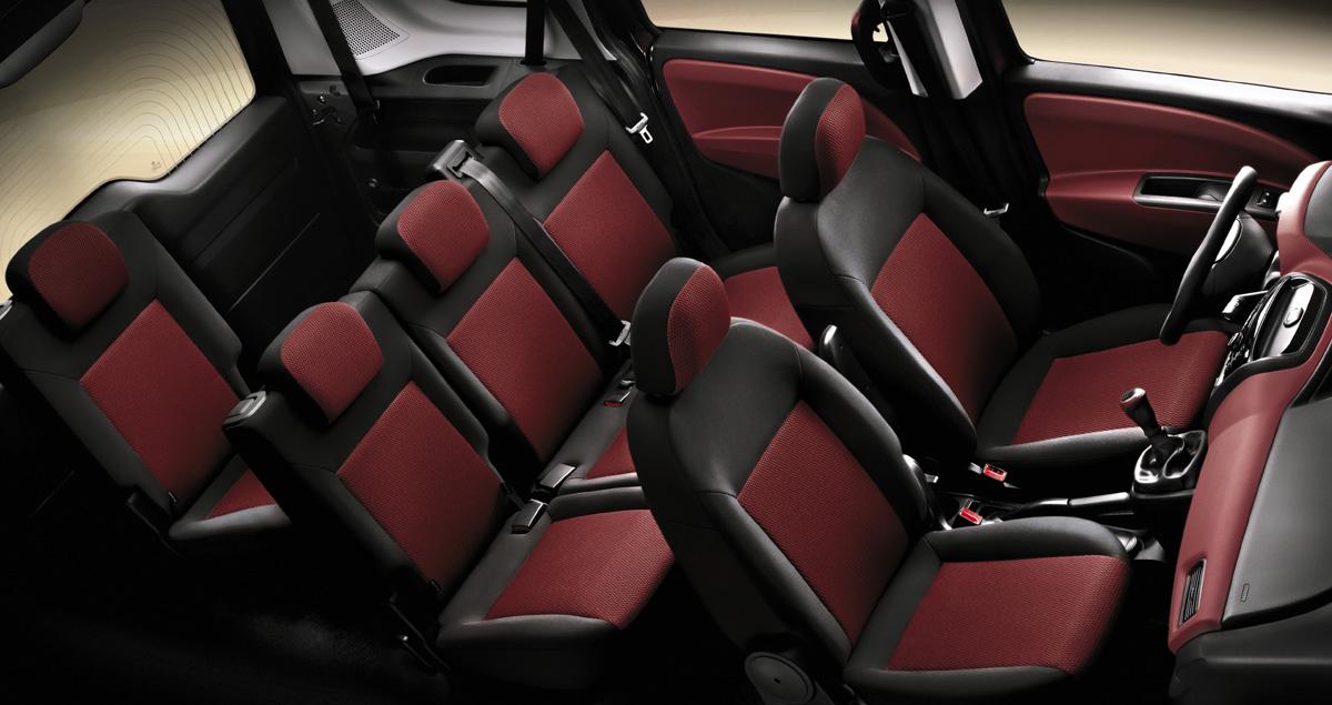 Fiat Doblo comfort