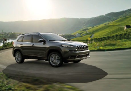 Jeep Financial Lease: 3,9 procent rente