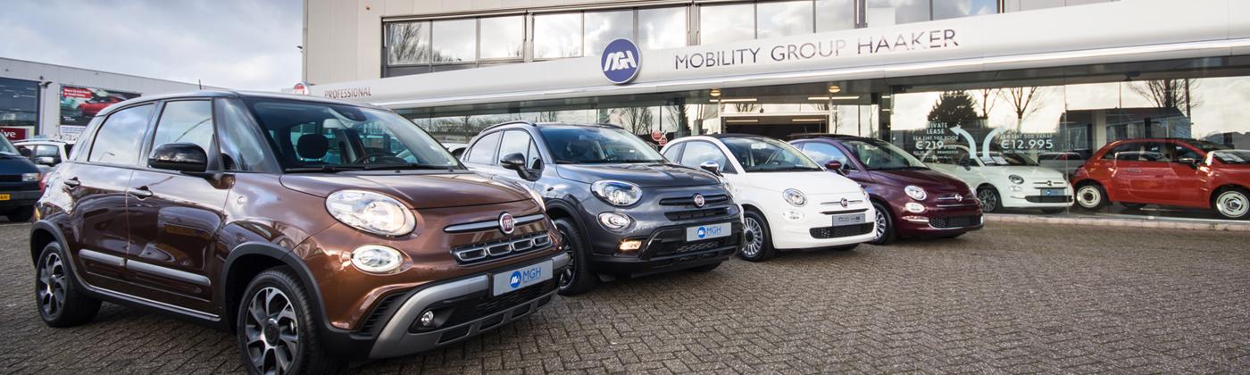 Fiat 500-familie voordeel!