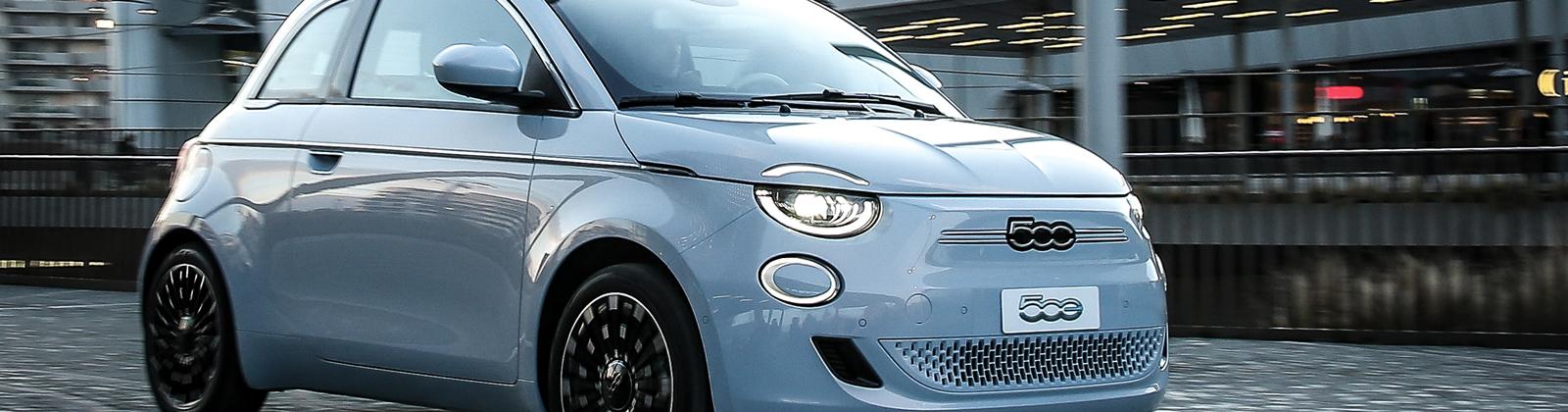 Fiat 500e: Exclusieve La Prima versie nu al te bestellen