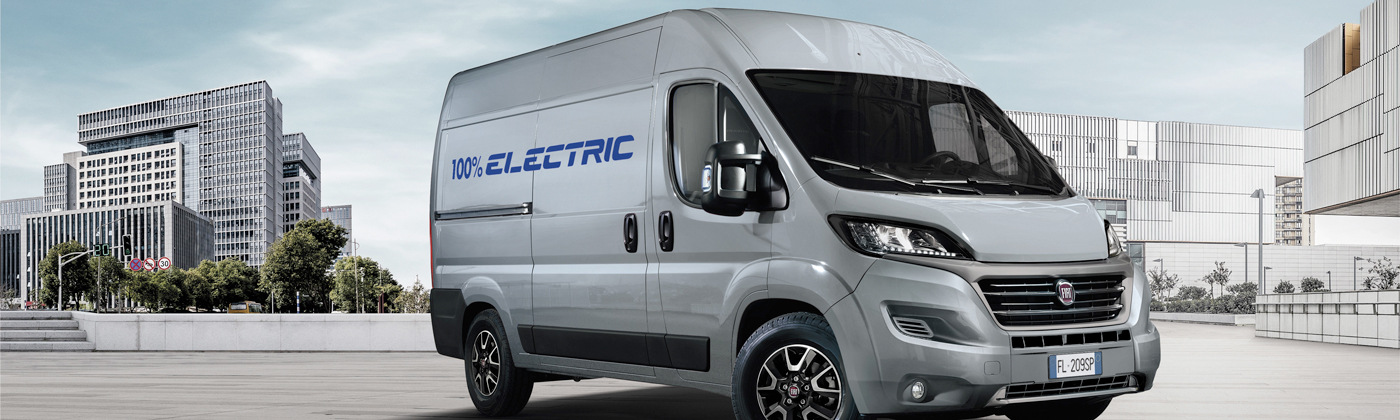 Fiat Ducato Electric