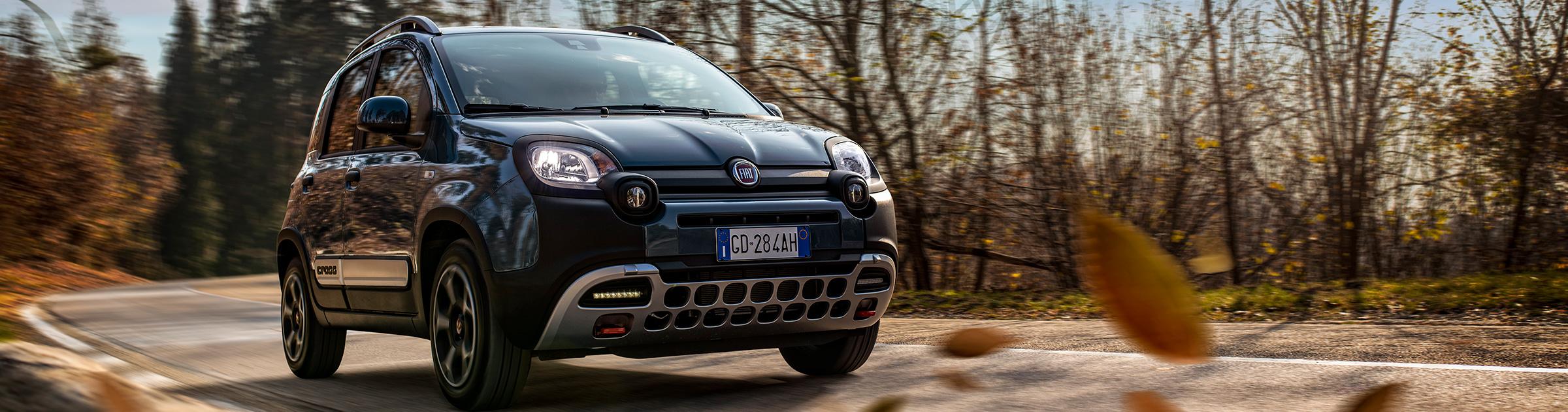 Ontdek de nieuwe Fiat Panda