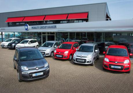 Fiat Panda nu met gratis automaat of € 1.500 korting