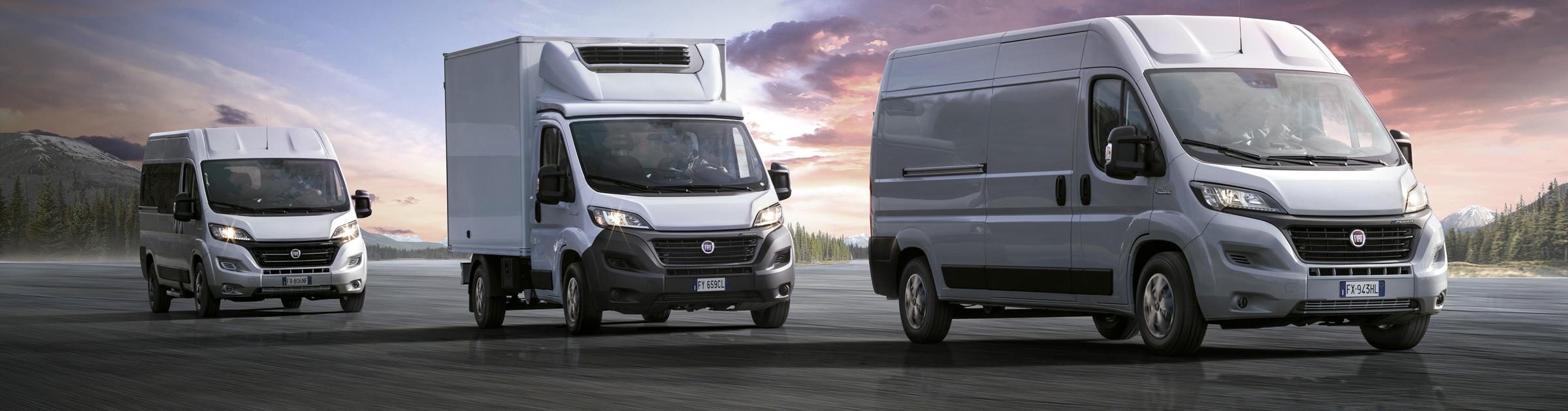 Fiat Professional bedrijfswagen onderhoud