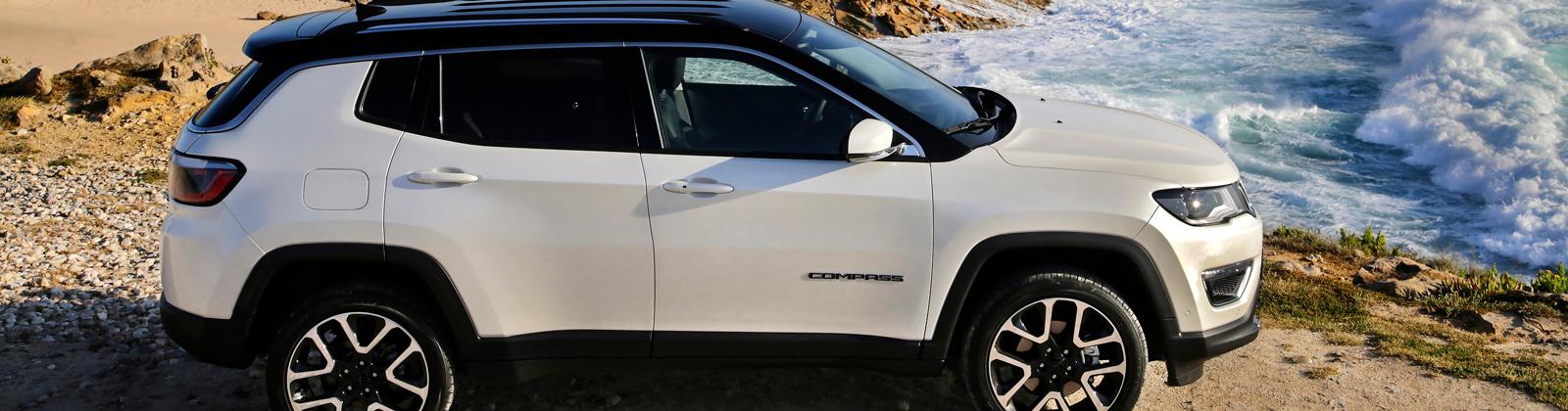 Jeep Compass met nieuwe 1.3 FireFly-motor