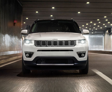Jeep Compass Opening Edition
