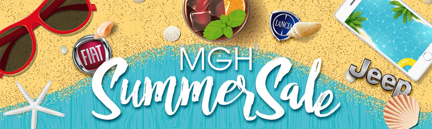 MGH Summer Sale