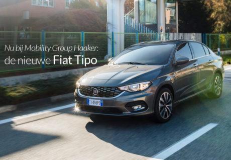 Fiat Tipo:  Intro Edition