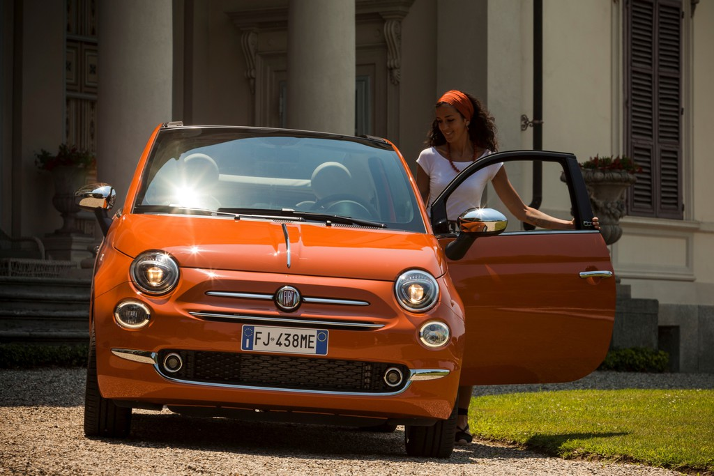 Fiat Garage Tiel : Fiat anniversario voelt zich heel jarig mobility group