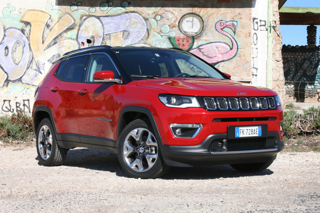 Autotest Jeep Compass