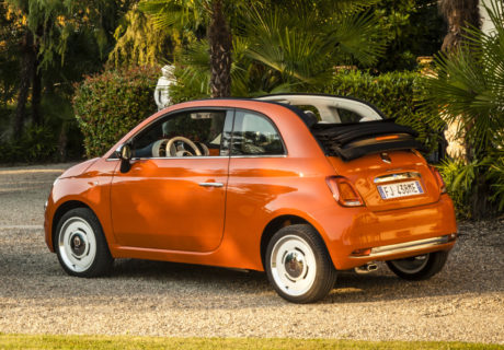 Fiat 500 Happy Anniversario