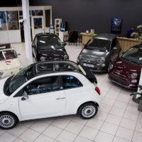 Beleef het cabriogevoel in de Fiat 500C.