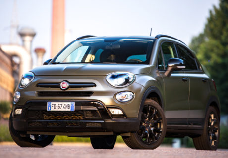 Private Lease Fiat 500X S-Design