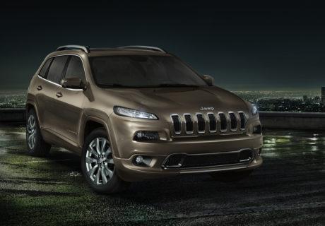 Voorraadvoordeel Jeep Cherokee