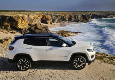 Ruil in voor een nieuwe Jeep Compass