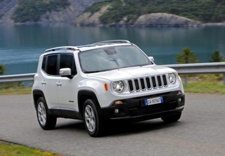 Jeep Renegade zakelijk leasen
