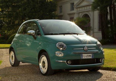 Fiat 500 en Panda Private Lease