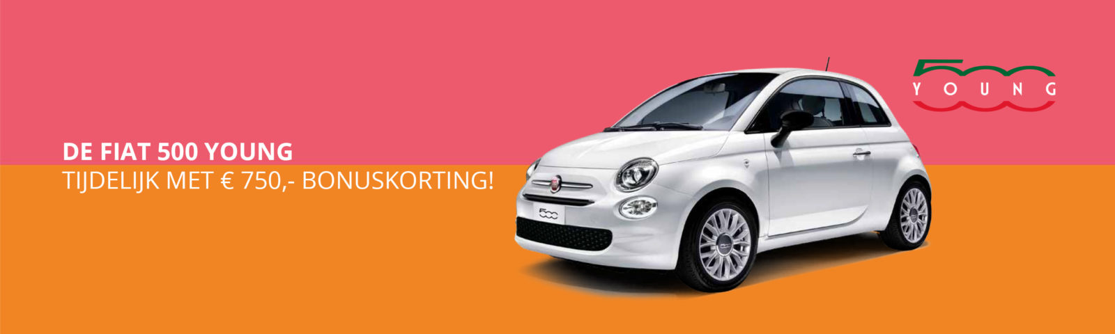 Fiat 500 Young