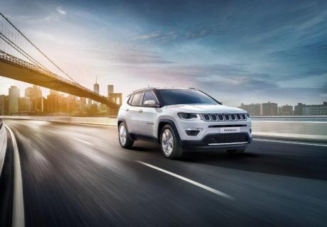 Jeep Compass Business Pack met € 2.000,- inruilvoordeel