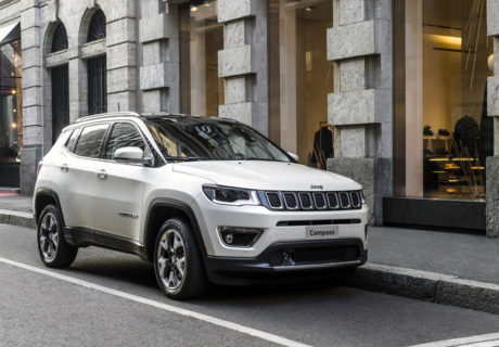 Zakelijke lease Jeep Compass