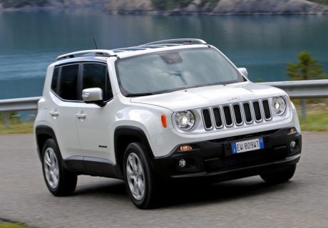 Private Lease Jeep Renegade