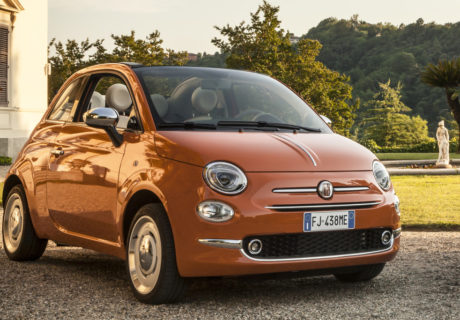 Forever Young met de Fiat 500 Young
