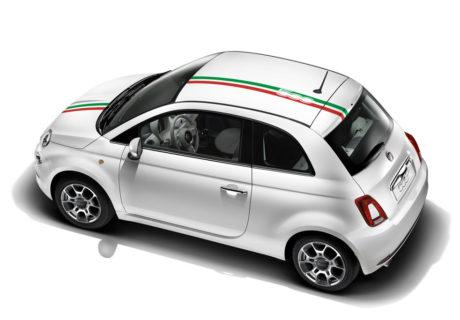 Fiat 500 striping al vanaf 49 euro