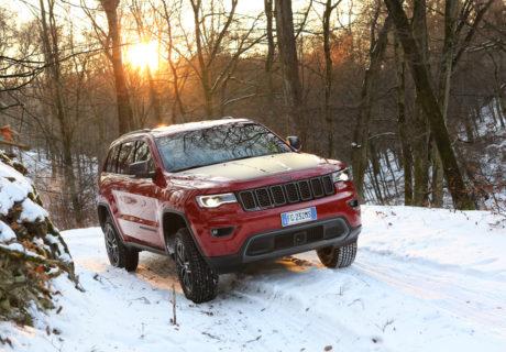 Jeep heeft voordelige winterwielsets