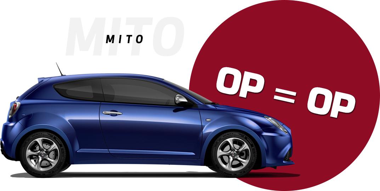 Alfa Romeo Mito op = op