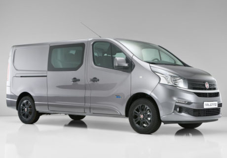 Fiat Talento Business Pro met dubbele cabine