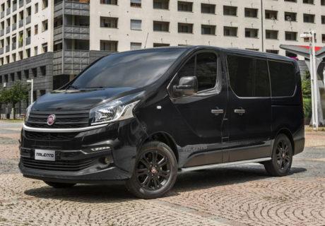 Fiat Talento Squadra: luxe bus