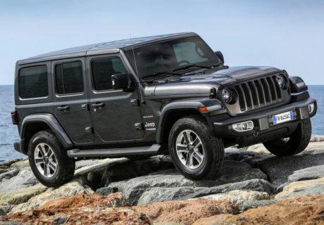 Jeep Wrangler verkrijgbaar vanaf 83.340 euro