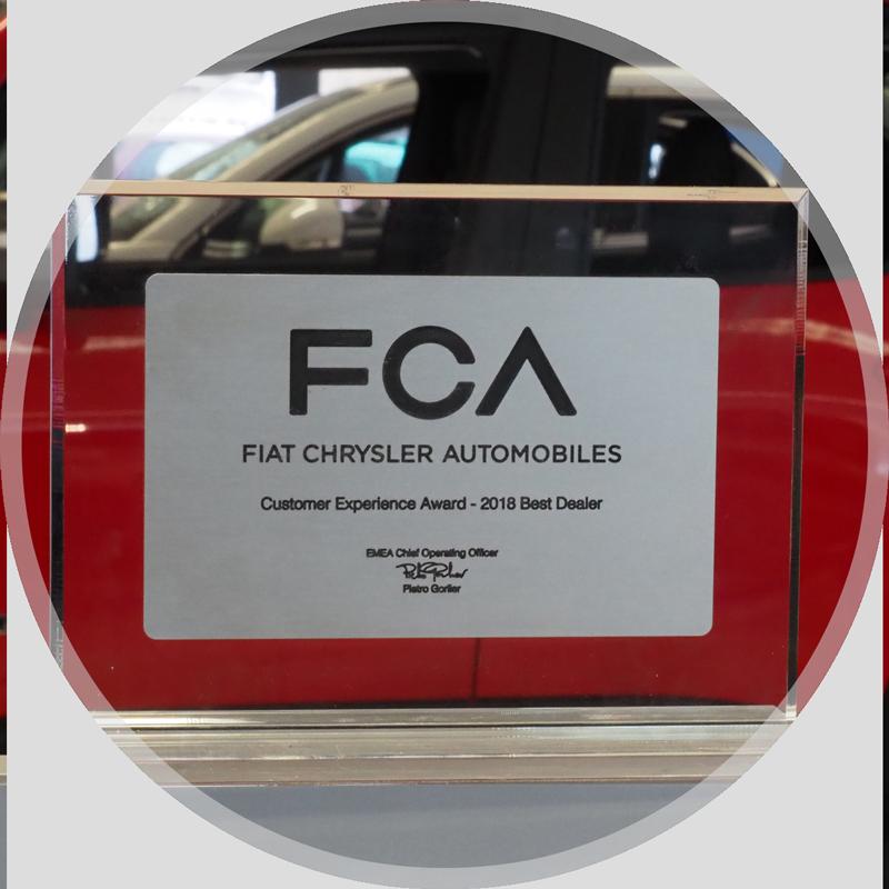 Mobility Group Haaker beste FCA-dealer van Nederland