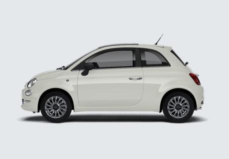 Fiat 500 Lounge met 2.700 euro voordeel