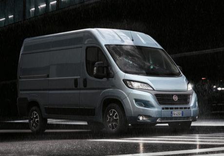 Fiat Ducato klaar voor 2020