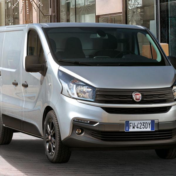 Fiat Talento klaar voor 2020