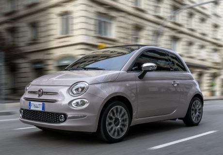 Fiat 500 private lease vanaf 209 euro per maand