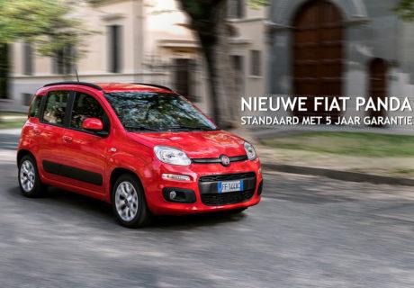 Nu tijdelijk de Fiat Panda vanaf 13.290 euro