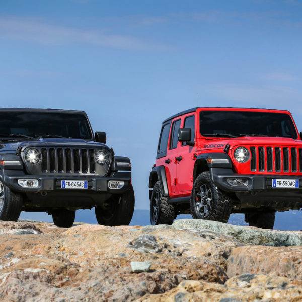 Jeep toont hybride Wrangler 4xe voor het eerst op CES