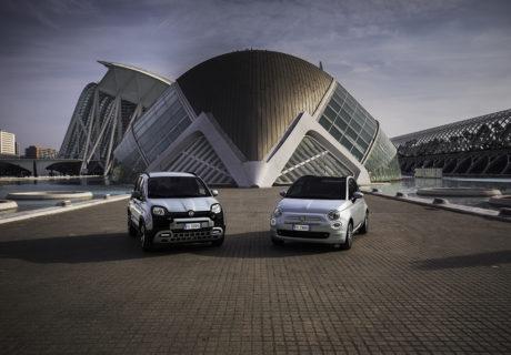 Fiat Hybrid Launch Editions
