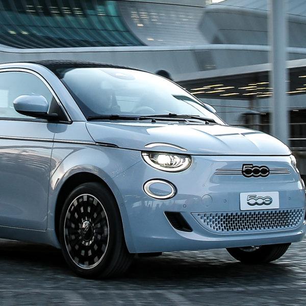 De nieuwe Fiat 500E: Exclusieve 'La Prima' versie nu al te bestellen!