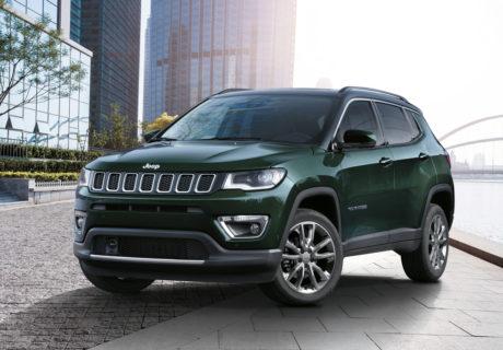 Jeep private lease voordeel